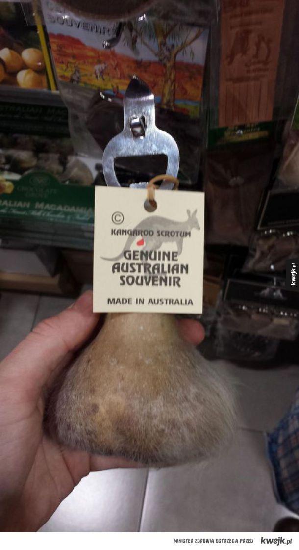 Pamiątka z Australii