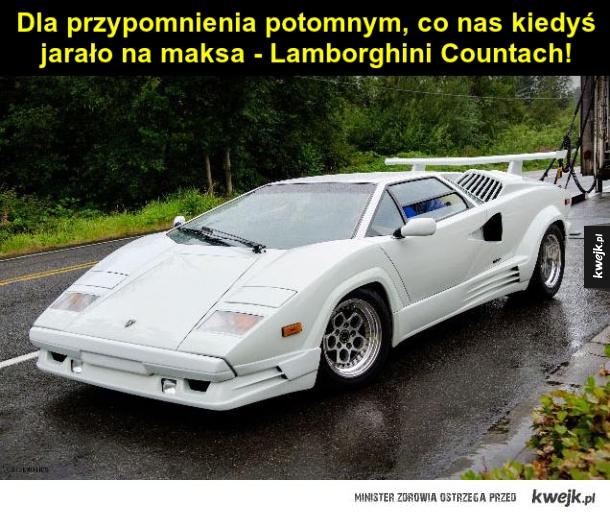 Lamborghini Countach!
