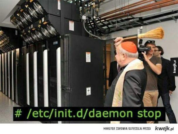 Demony systemowe