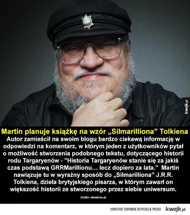 Powstanie geneza świata Martina!