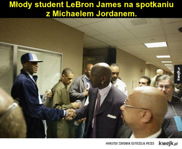 Młody LeBron James