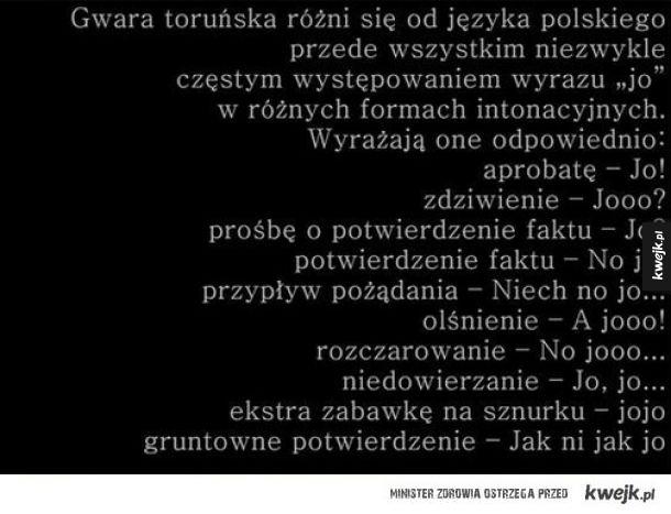 Toruńska gwara