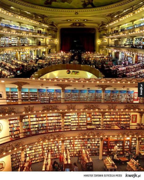 Zwykła księgarnia