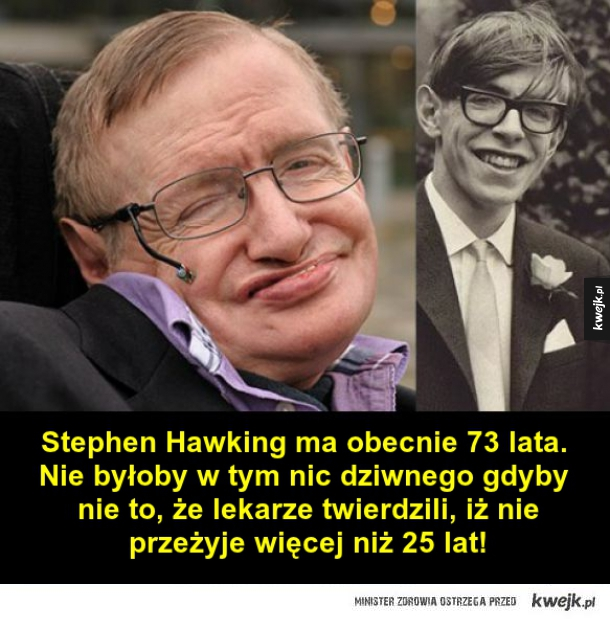 Stephen Hawking!