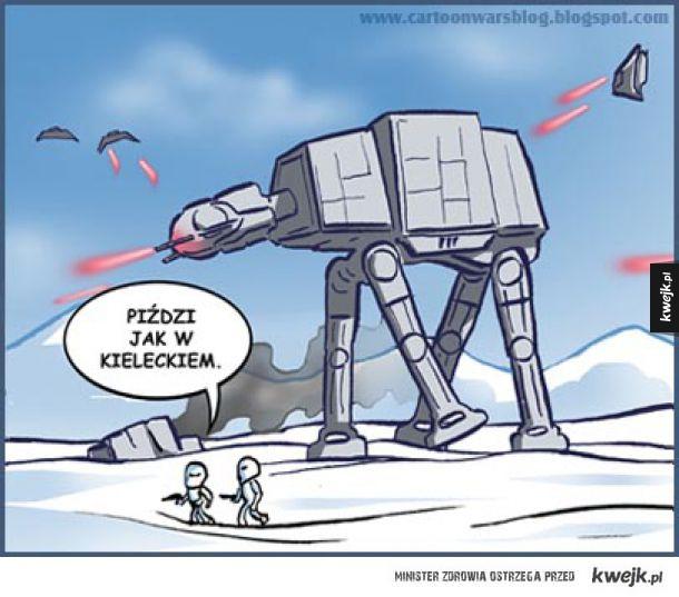 Tymczasem na Hoth