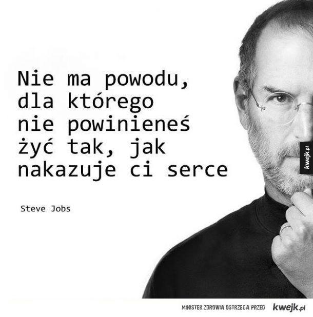 Steve dobrze mówił :)