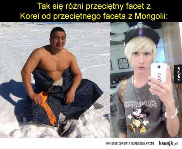 Korea vs Mongolia
