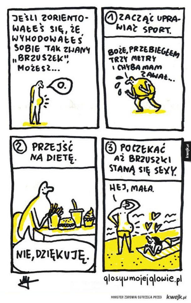 Brzuszek