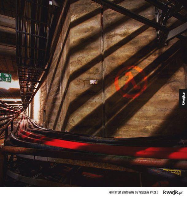 W podziemiach CERNU