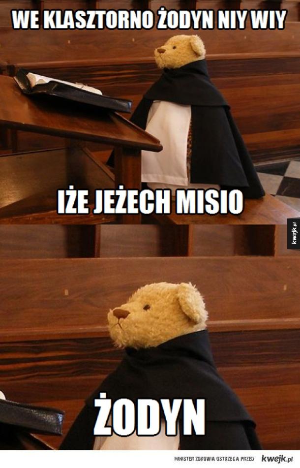 Tymczasem w klasztorze