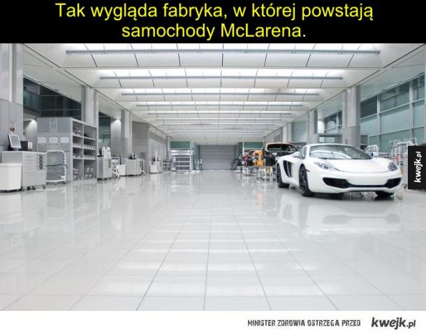 Fabryka McLarena