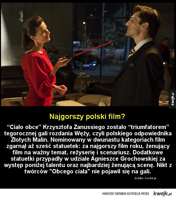 Najgorszy polski film?