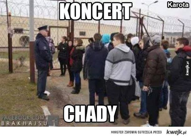 Koncert Chady