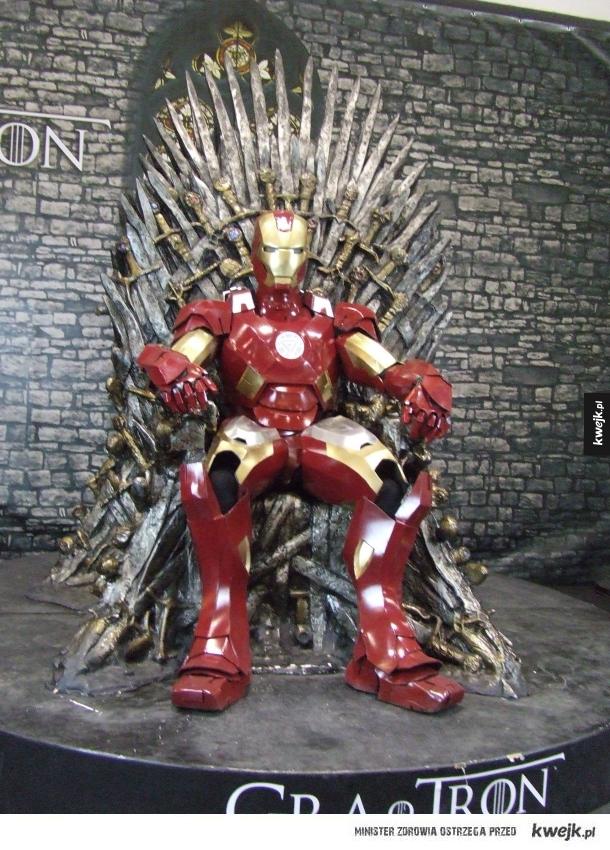 Wreszcie Stark na Żelaznym Tronie!