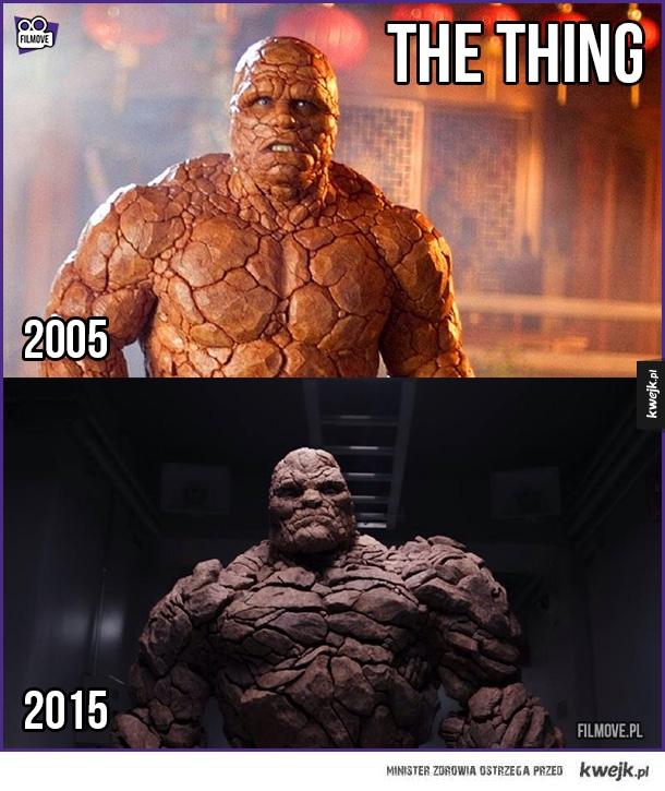 Thing kiedyś i dziś