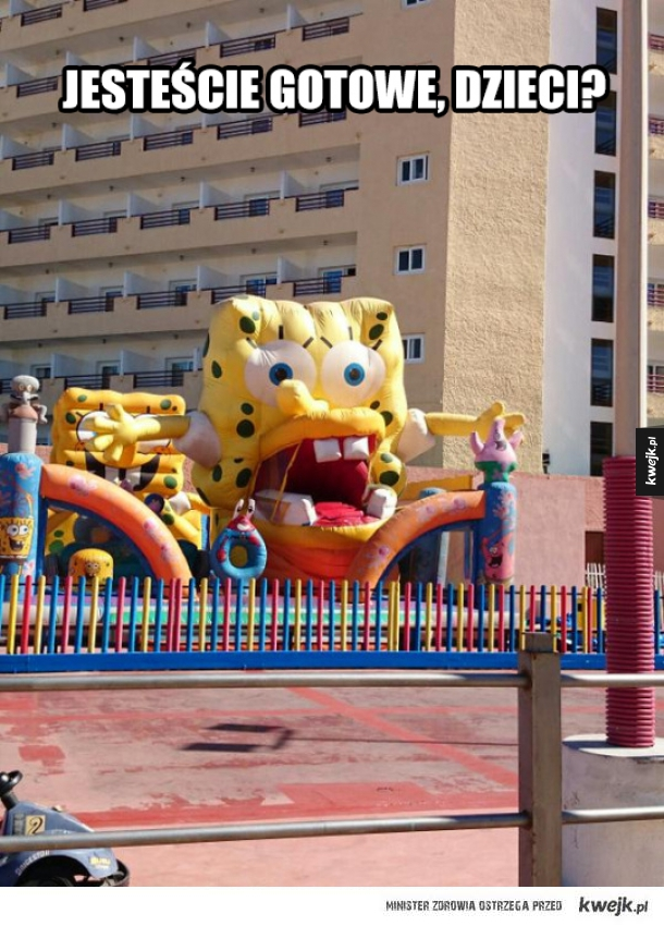 Spongebob z koszmarów