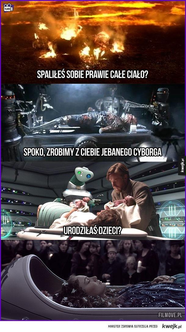 Służba zdrowia w odległej galaktyce