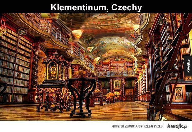 Najpiękniejsze biblioteki na świecie