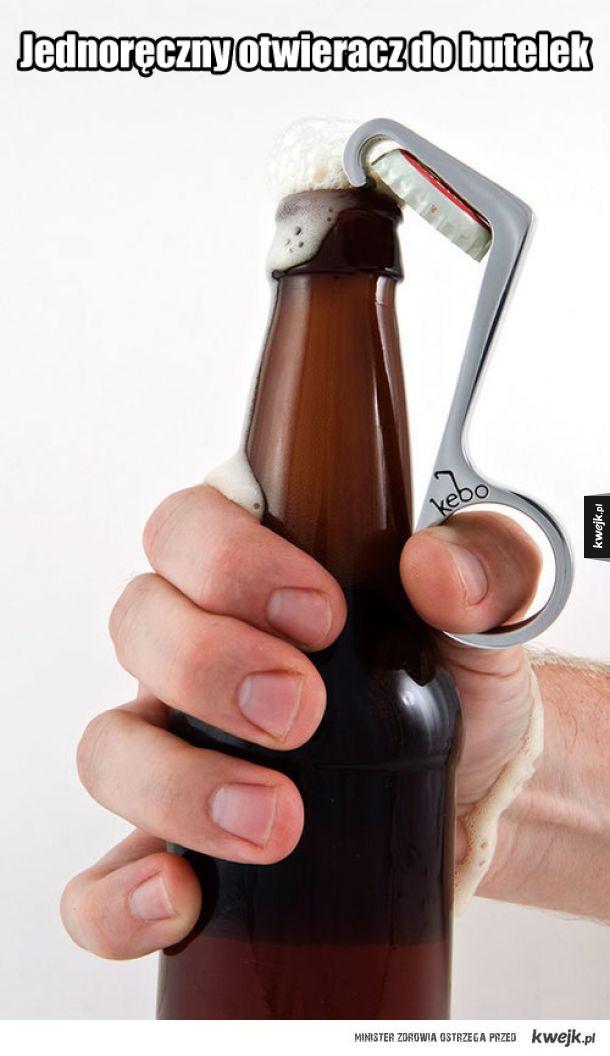 Gadżety dla koneserów alkoholu