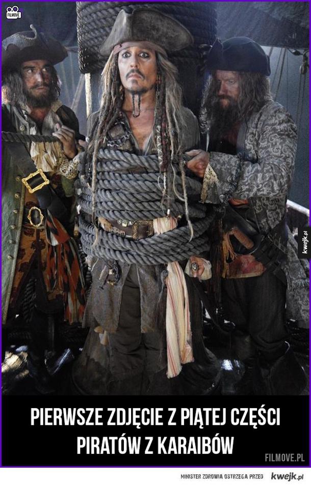 Jack Sparrow powraca