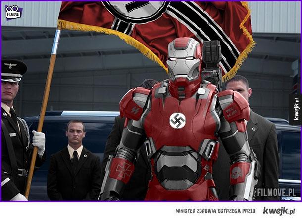 Ironman - wersja alternatywna