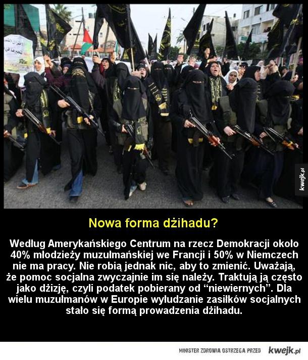 Nowa forma dżihadu?