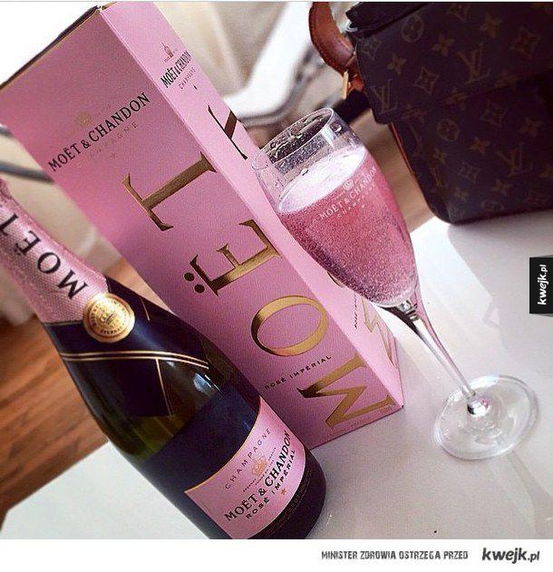 Rurzowy szampan, najlepiej