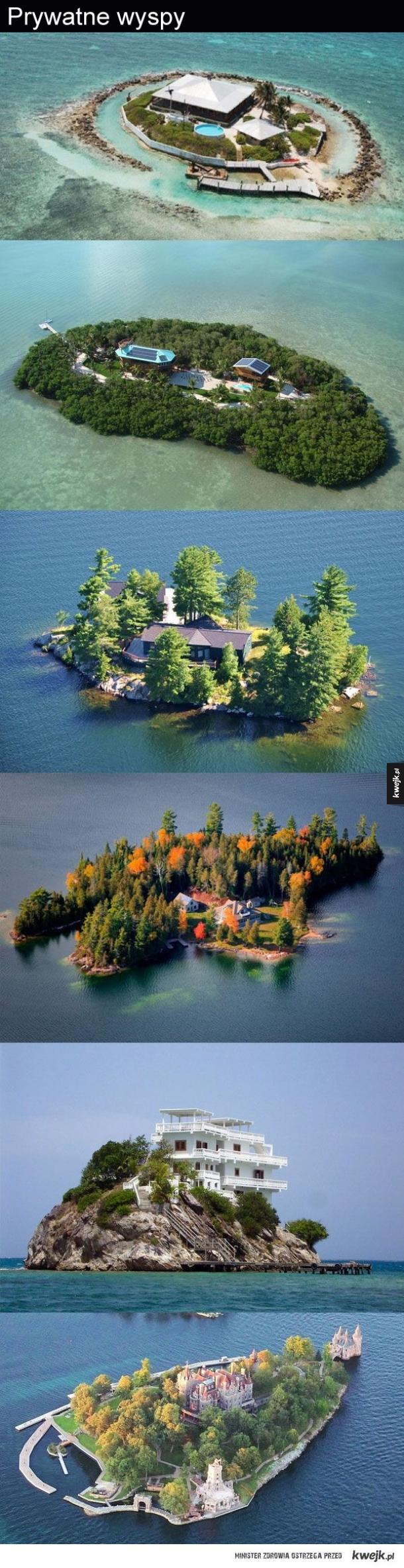 Wyspy bogatych ludzi