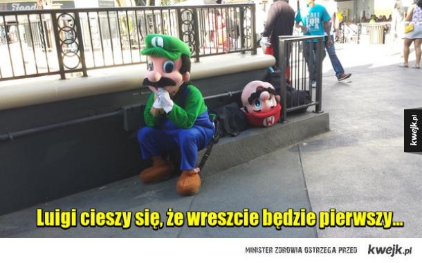 Mario nie żyje...