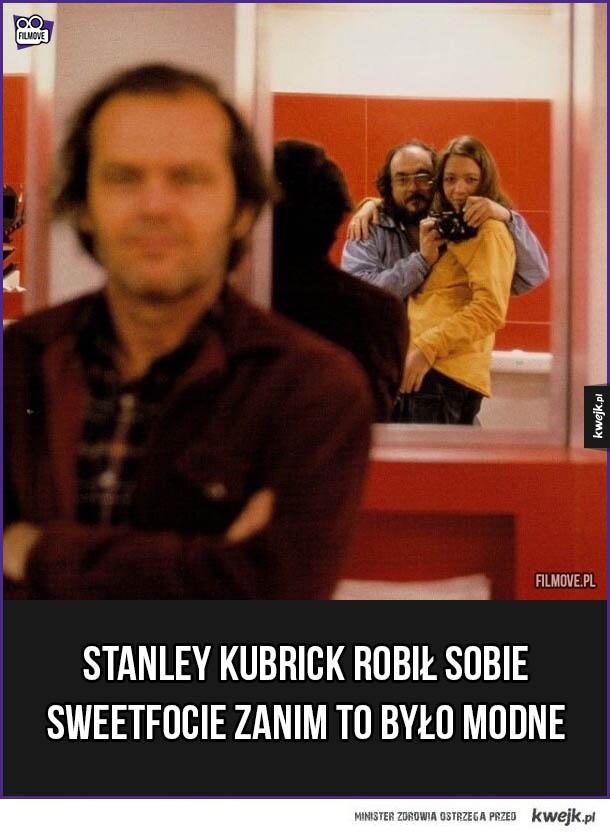 Selfie Kubricka