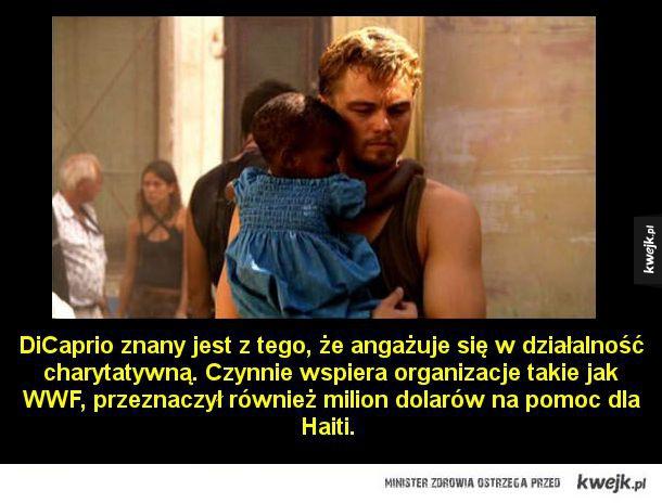 Zdjęcia, po których inaczej spojrzysz na Leonardo DiCaprio