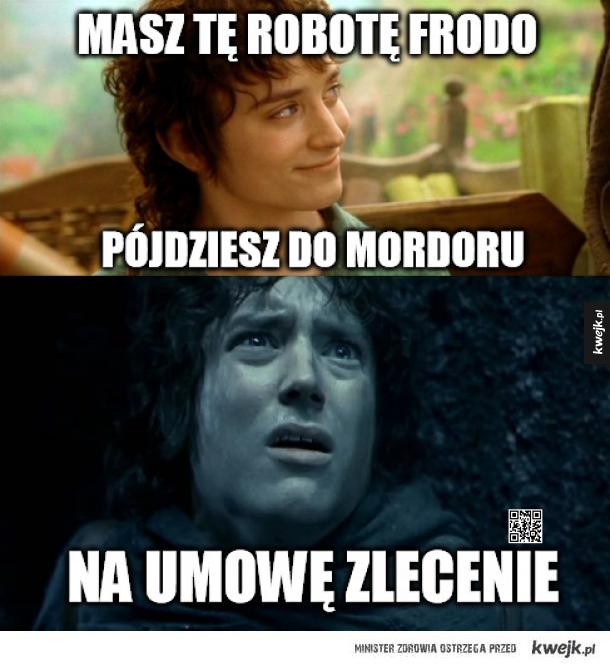 Frodo wersja polska