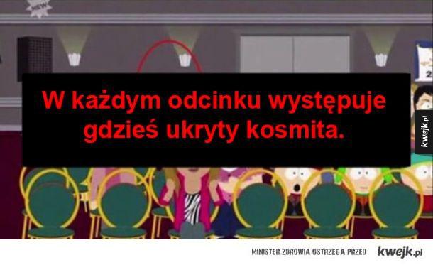 Ciekawostki o South Park