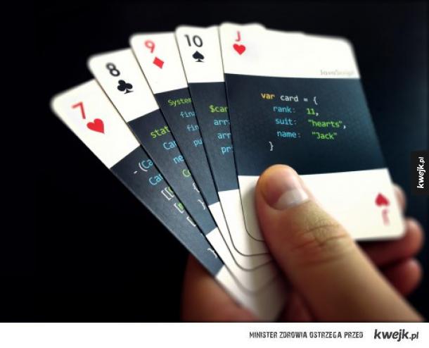Karty programisty