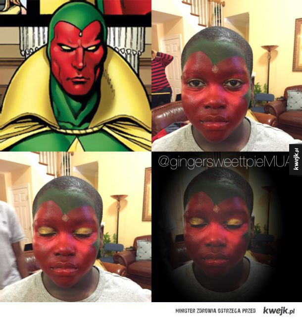 Vision Cosplay