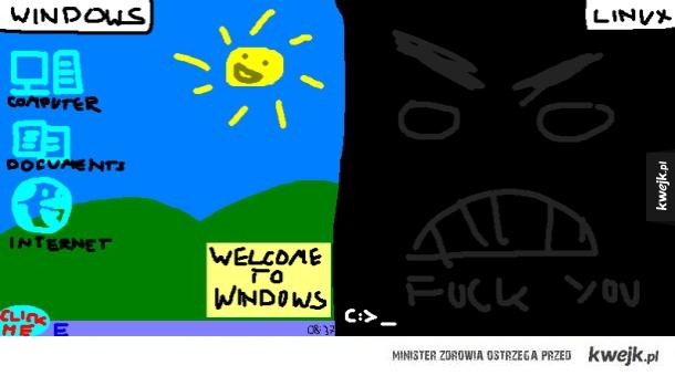 Windows i Linux