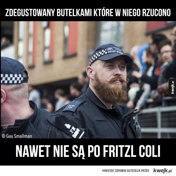 Policjant-hipster