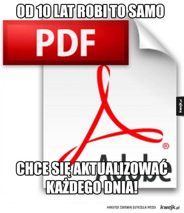 Adobe plz