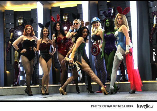 Najlepszy cosplay Avengersów