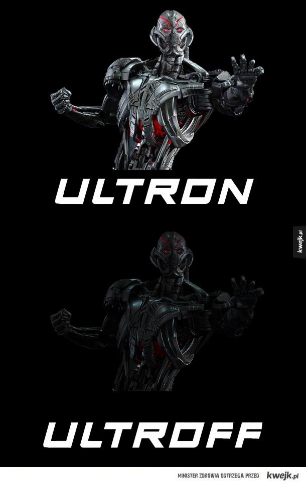 Ultron.