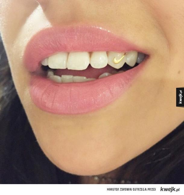 Oryginalny ząb