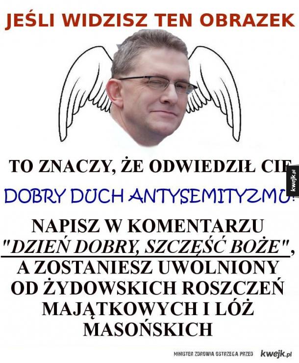 Dobry Duszek Braun