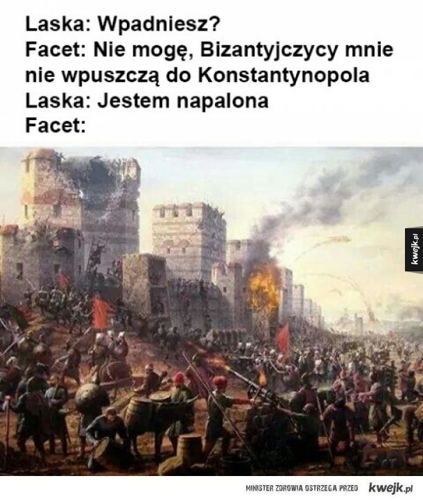 Tak padło Bizancjum