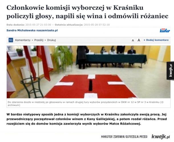 Polska nie jest państwem wyznaniowym?