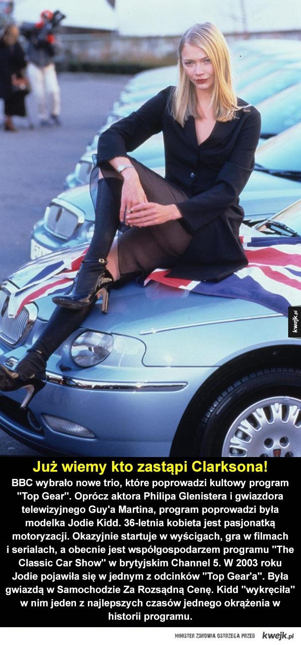 Top Gear w pięknej obsadzie! - Już wiemy kto zastąpi Clarskona! BBC wybrało nowe trio prowadzących kultowy program