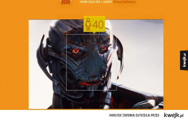 Ah, so that's the age of Ultron.