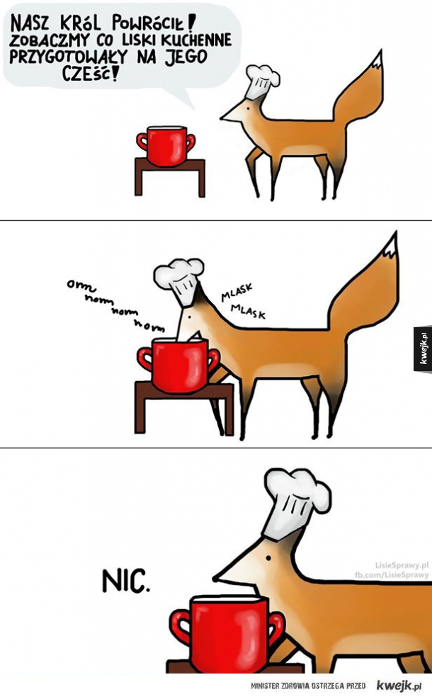 Lisi kucharz