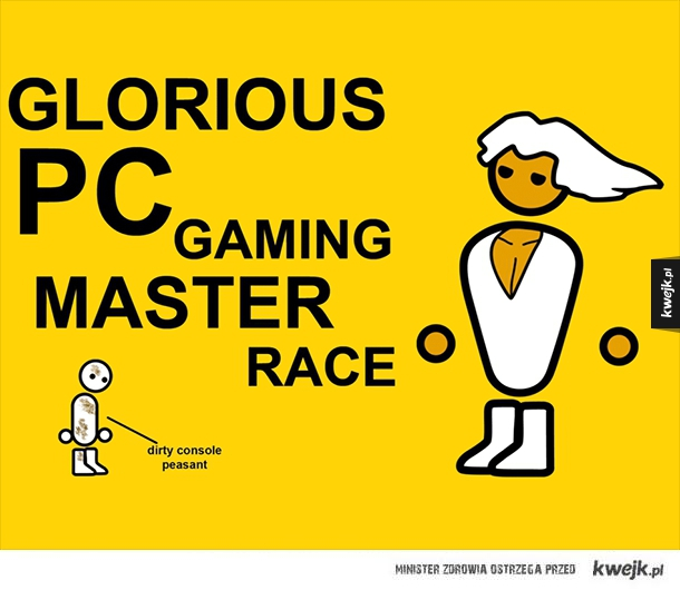 PC Glorious Master Race