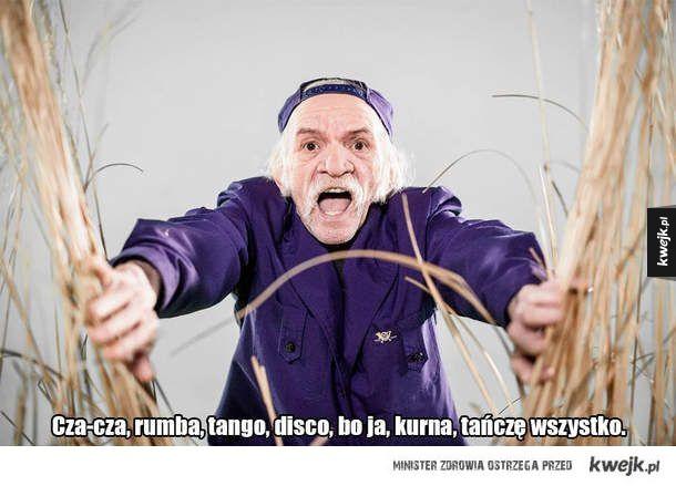 """Rymowanki Edzia Listonosza ze """"Świata według Kiepskich"""""""