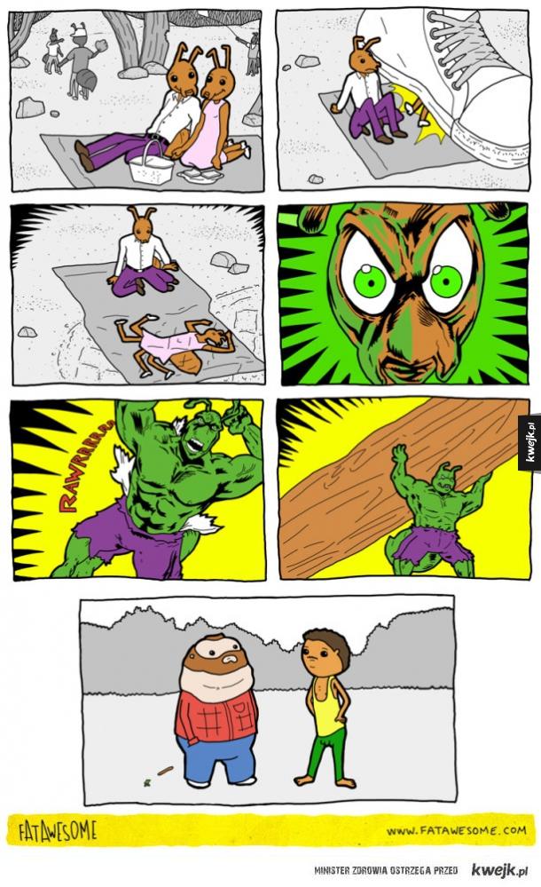 Bug Hulk